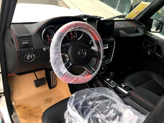 2018款奔驰G65 G63典藏版G500典藏版4S店现车配