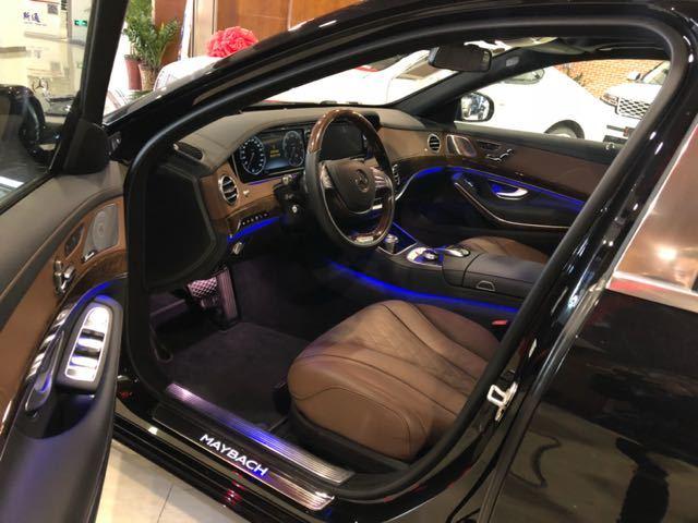 2018款奔驰迈巴赫版s600现车到店价格详情图片
