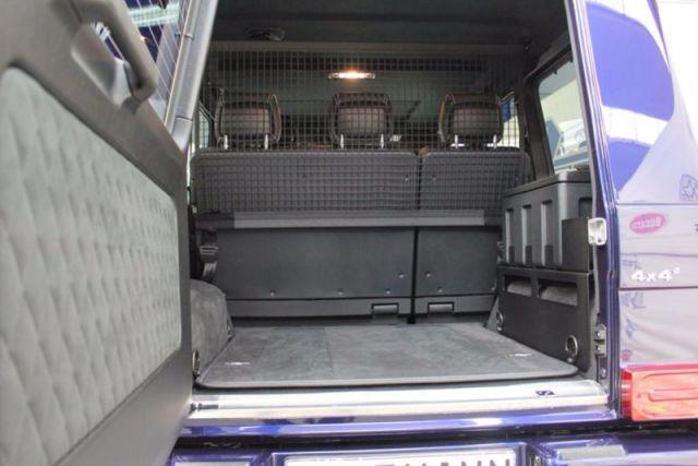 款奔驰G5004x4墨版配置及图片天津保税区最低