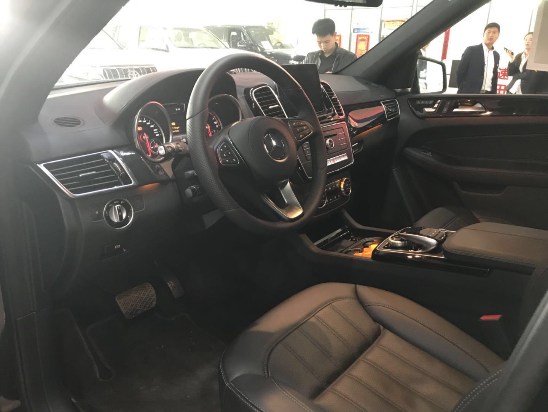 18款奔驰GLS450美规版、加版现车充足手续当天可提车