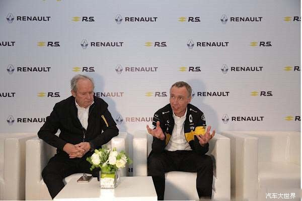 雷诺与天猫联手,开启F1中国大奖赛