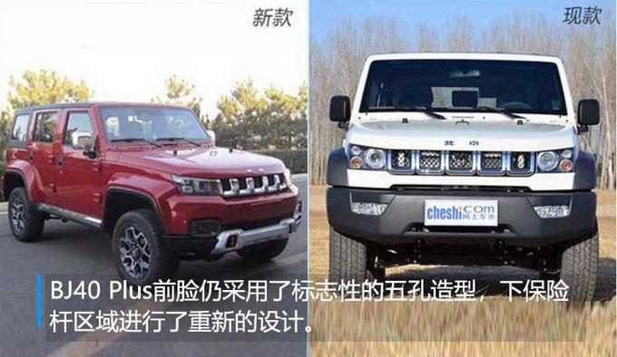 北京汽车新SUV等7款车型将首发 销量目标增85-图9