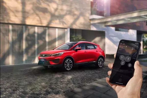 此外,2018款帝豪gs新增了app远程车辆控制功能,可实现远程在线查看
