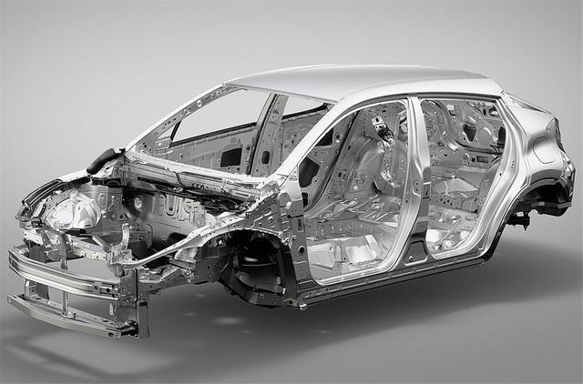 当你们都在谈智能互联时广汽丰田C-HR要谈谈什么是汽车