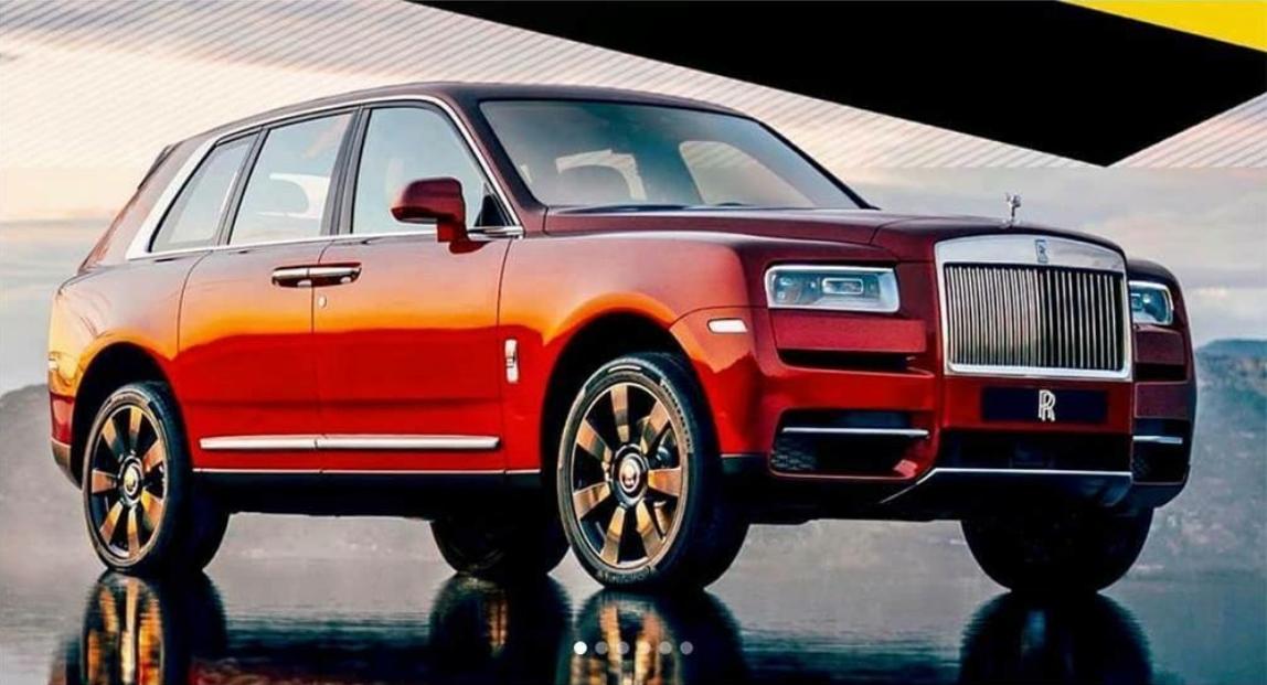 史上最贵SUV 价格是宾利添越的两倍 劳斯莱斯库里南终于来了