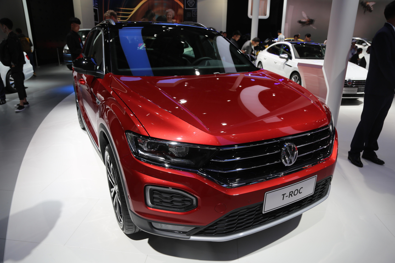 T-Roc探歌,一汽-大众首款SUV,或将六月深港澳