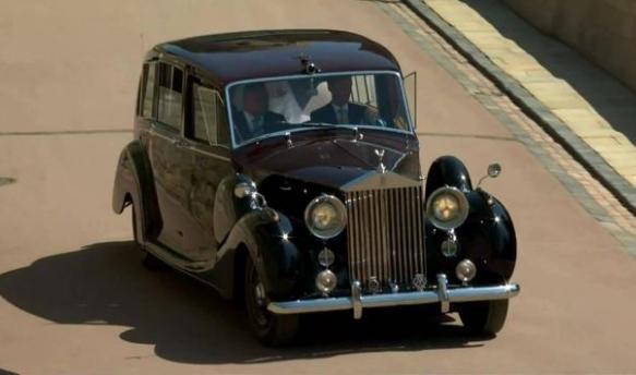 哈里王子大婚花了2.7亿,就4台婚车,一台车的价值等于一个车