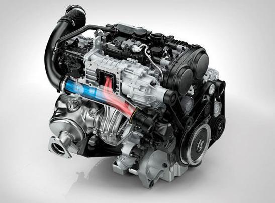 相比于传统的自吸发动机,涡轮增压发动机的结构更加复杂,而且涡轮增压