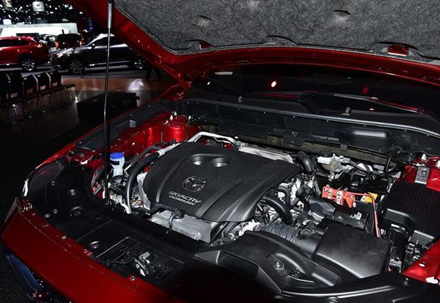 马自达CX 5或将搭载2.5T发动机,有望明年入华
