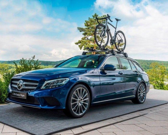 奔驰与加拿大自行车品牌ARGON 18联手打造耐力公路车