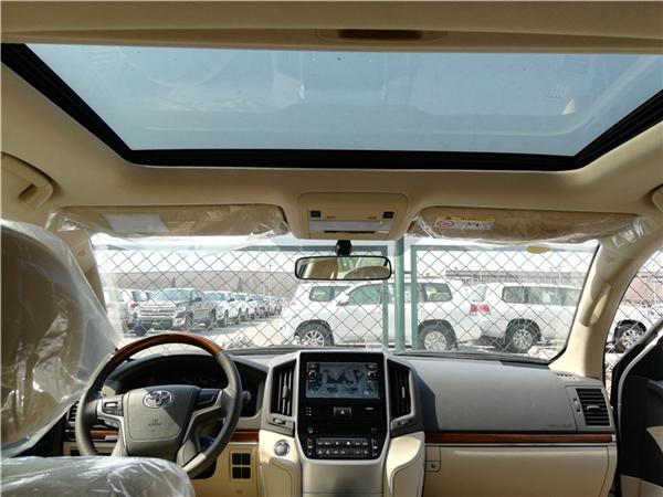 2018款丰田兰德酷路泽4000中东版现车七月价格