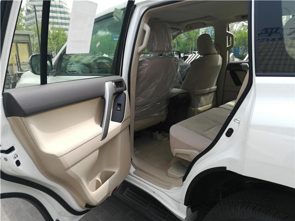 2018款丰田普拉多霸道4000中东版现车手续齐