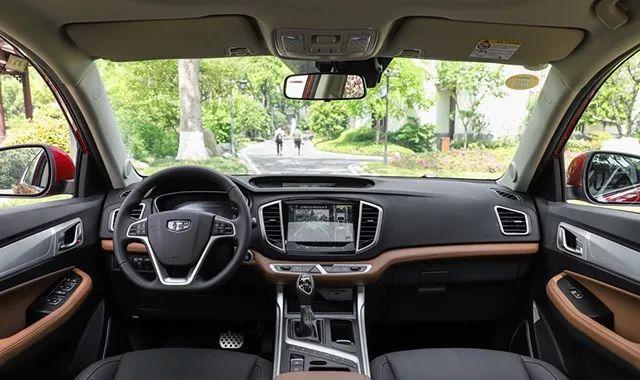 10万就可以拿下的高质感SUV 这几款热销又好看!