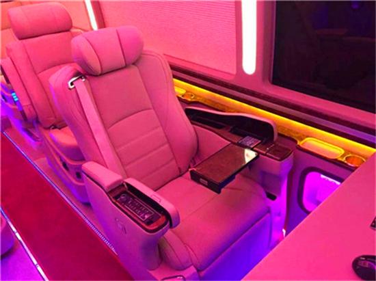 丰田考斯特完美改装成就商务车市场典范