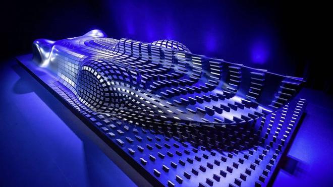 奔驰认为未来的电动超跑应该这样 将于8月26日正式亮相【北京赛车群】