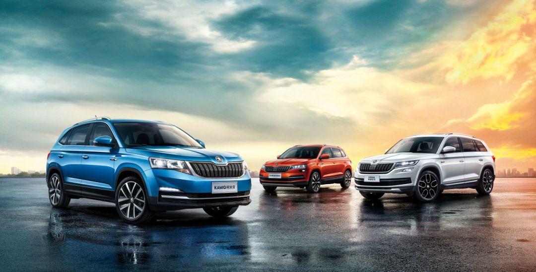 斯柯达SUV战略显成效  上半年SUV销量占比近三成