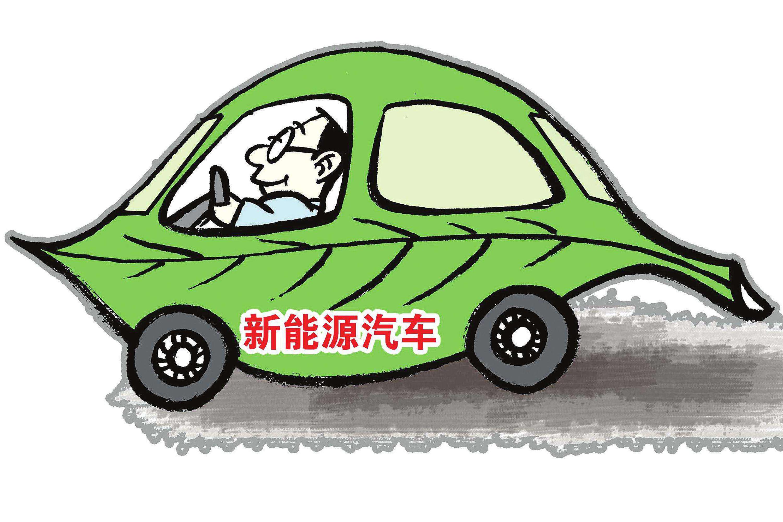 新车设计风格走的是微型车流行的可爱,怪诞风.
