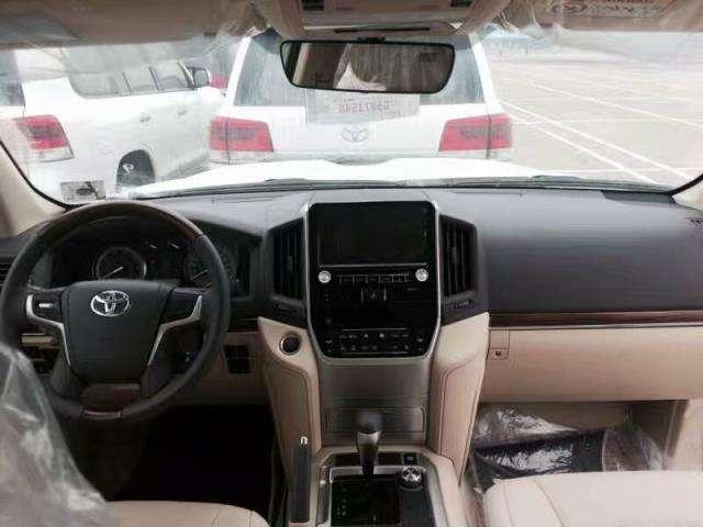 18款丰田酷路泽4600 中东版原装进口八月特卖