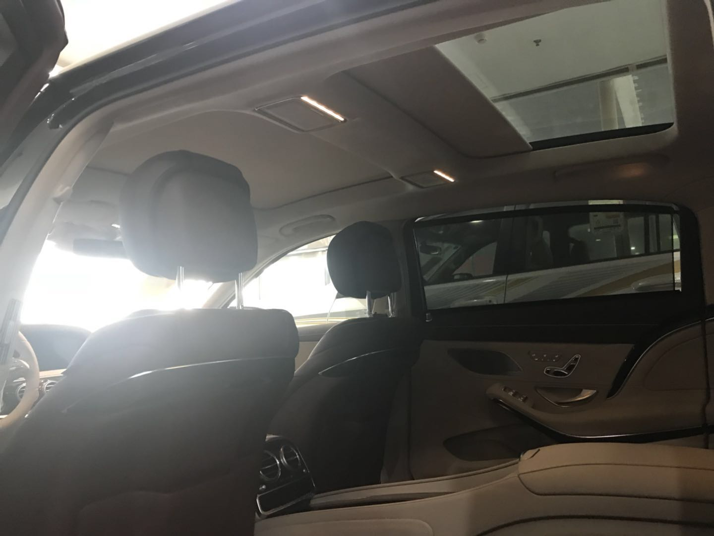 2018款奔驰迈巴赫S560年后价格更优惠
