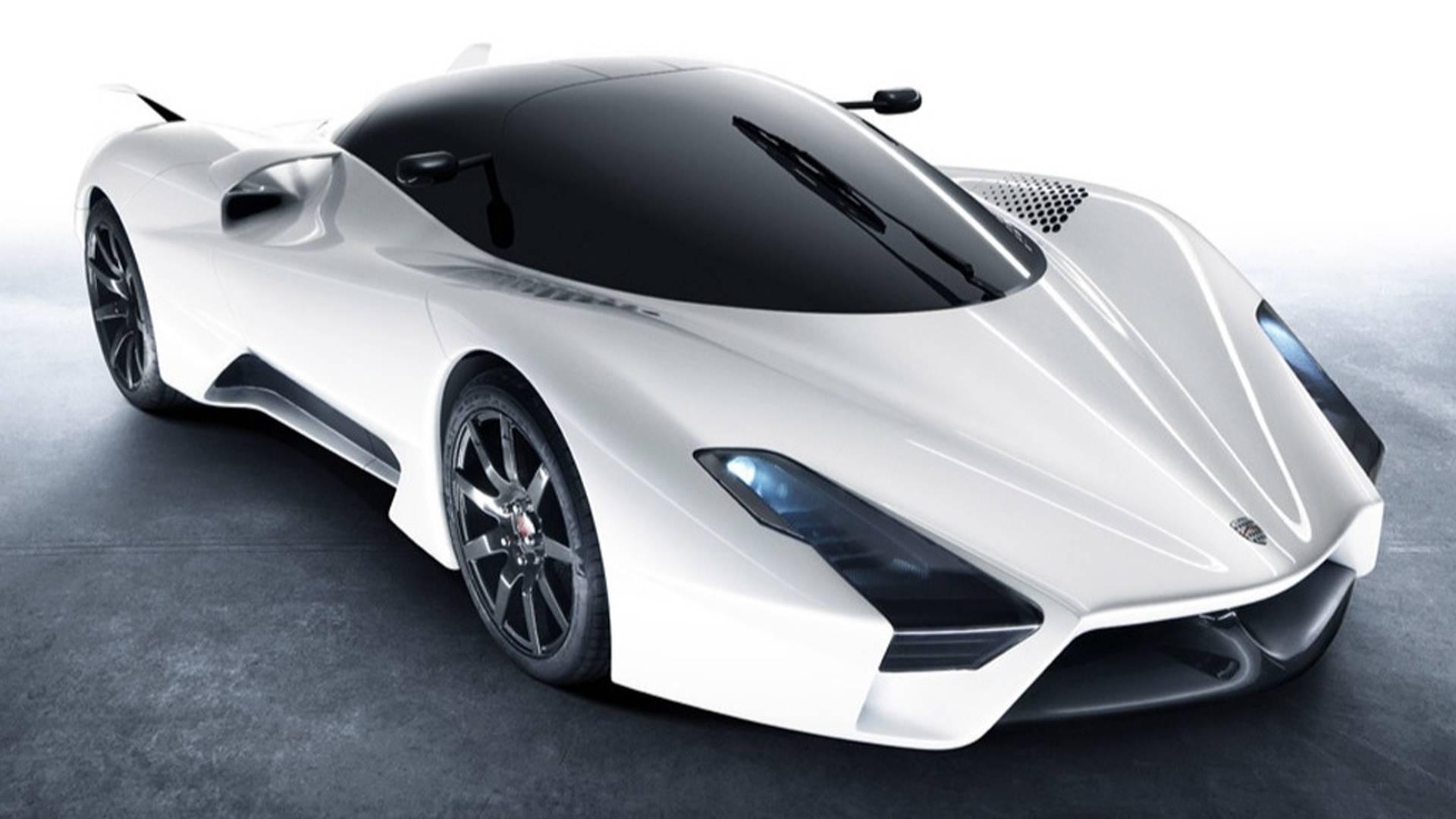 而ssc又曾经造出保持很多年最快量产车的ultimate aero车型,所以,我敢
