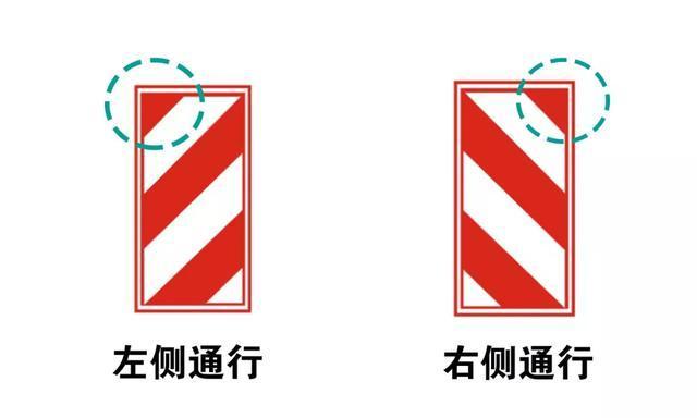 这6对 孪生 交通标志,很多司机都中招了,你能认出几个
