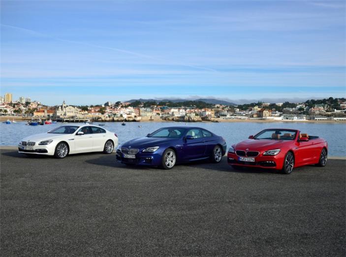 除去2017年新推出的6系GT车型以外