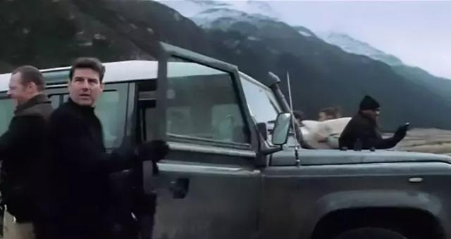 非常燃!阿汤哥在《谍中谍6》的车型最全盘点