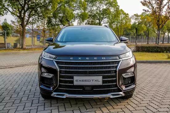 奇瑞EXEED星途是国内车市2019年最值得期待品牌