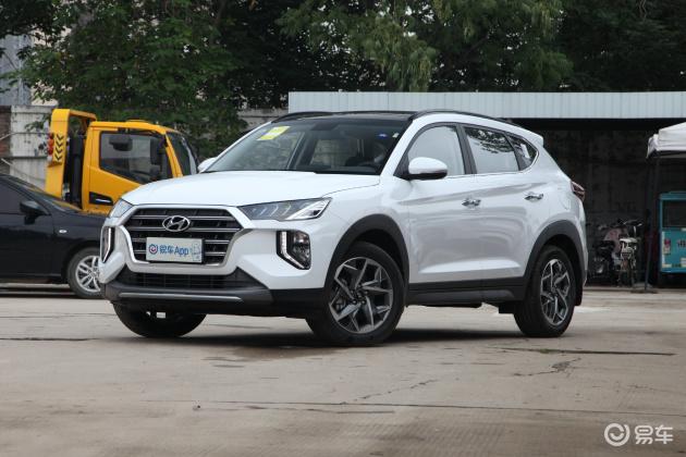 北京现代车崛起!新车起售不足15.59万元