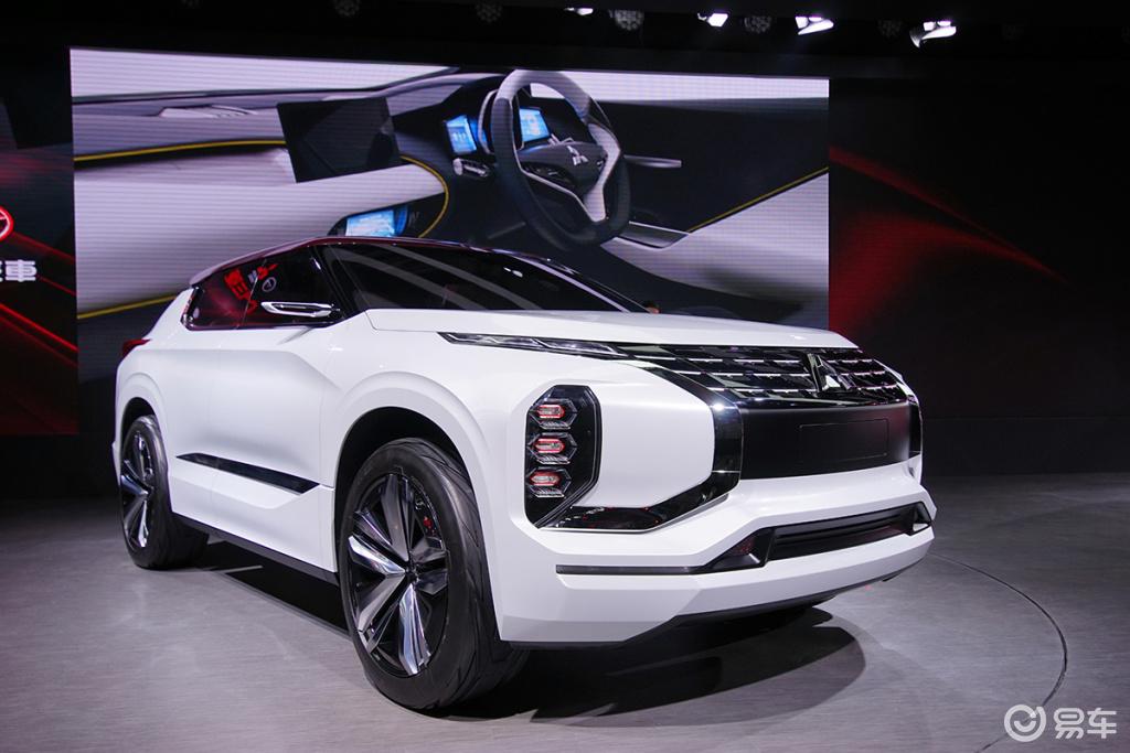 三菱GT-PHEV概念车