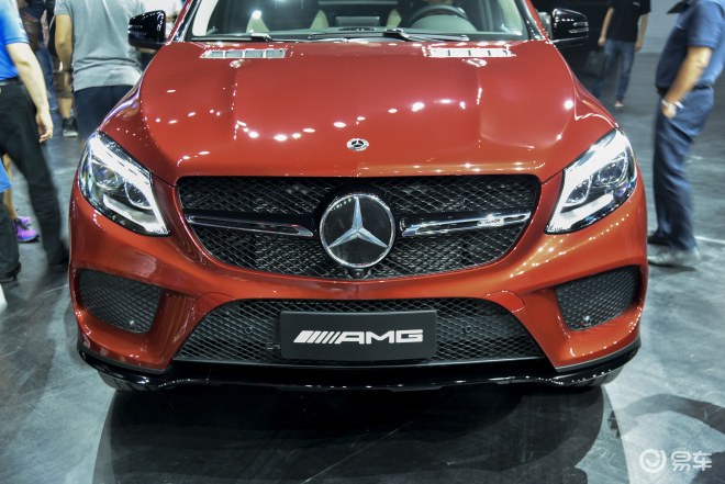 奔驰AMG GLE 43 4MATIC 轿跑SUV