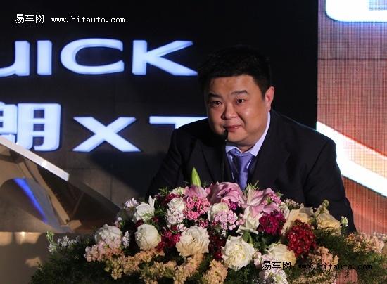 夜色中的华彩 别克英朗XT重庆正式上市