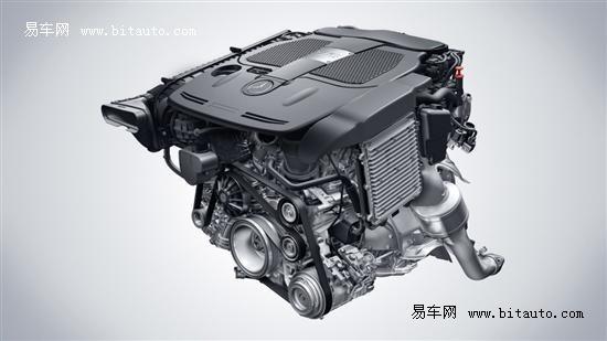 奔驰发布两款全新汽油引擎 更强进更环保