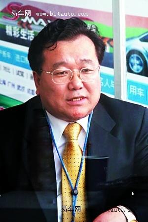 一汽丰田常务副总经理田聪明专访