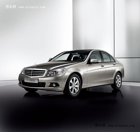 北京奔驰C180 K经典型上市 售价30.8万元
