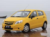 2010年推出新赛欧BEV电动车样车