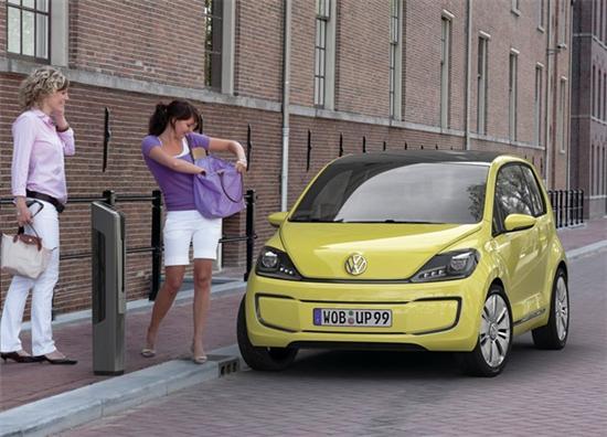 大众最小车型Lupo将复产 源于UP!概念车