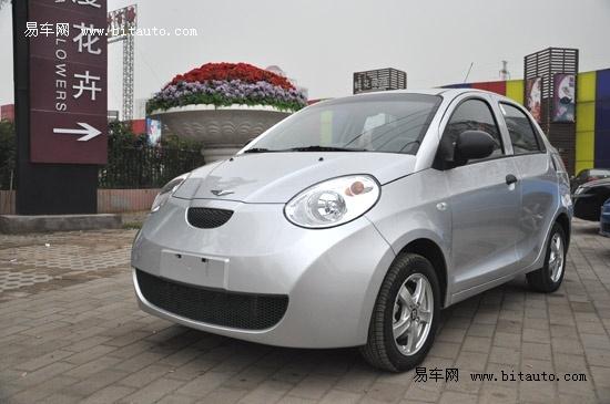 北京地区瑞麒M5现车到店 售5.58万