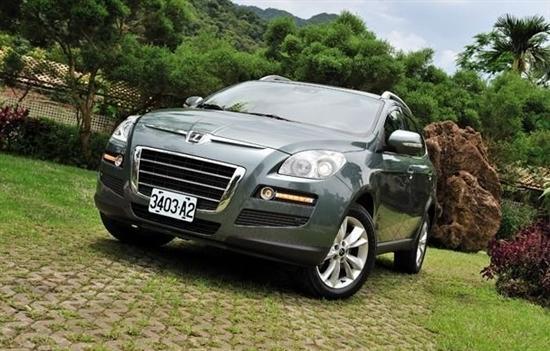 东风裕隆首款车为SUV 明年年中上市