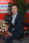 中乒上通总经理王丽