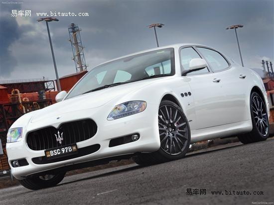 2010广州车展 玛莎拉蒂将展出MC个性车型