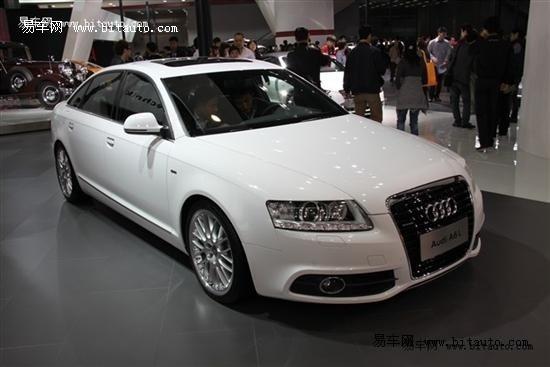 北京地区新奥迪A6L现车到店 接受预订