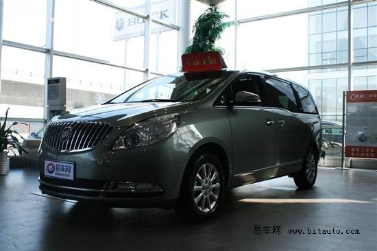 江苏华通实拍新别克GL8—豪华商务车