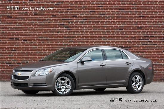 2011上海国际车展 雪佛兰将携4款车亮相