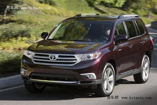 国产GLK新汉兰达 今年将上市合资SUV扫描
