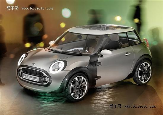 Mini推出Rocketman 日内瓦车展全球首发