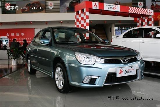 2011款东南V3菱悦已到店 订金2000元