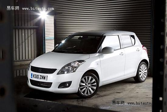 铃木计划推出雨燕四驱版 柴油版6月上市