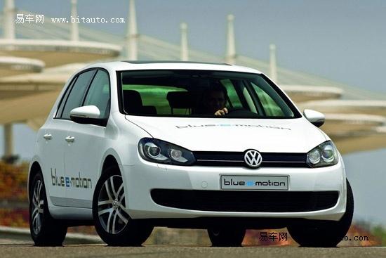 高尔夫电动车将亮相上海车展 2014年上市