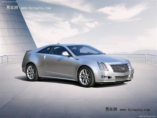 凯迪拉克CTS Coupe已到店 开始接受预订